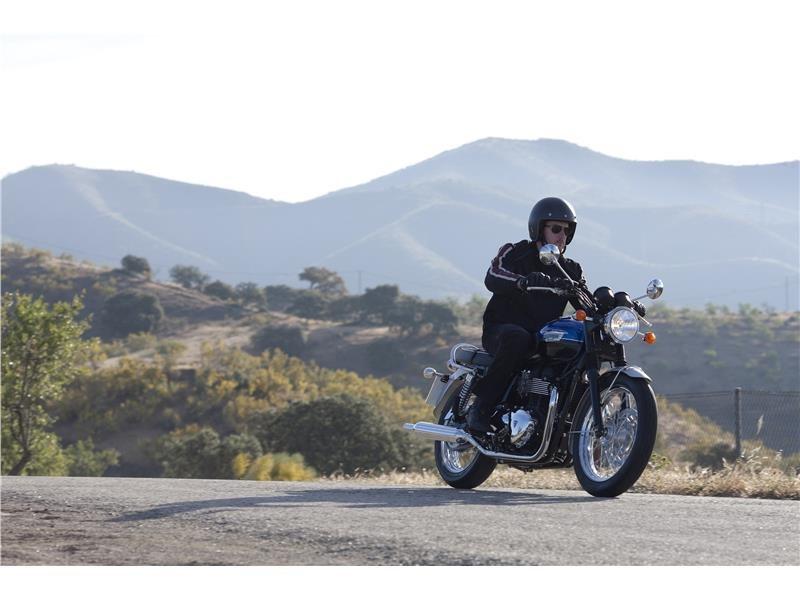 2016 triumph bonneville t100 - moto montréal