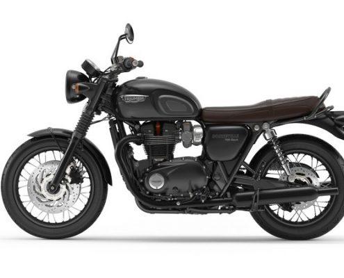 Bonneville T120 Black Montreal